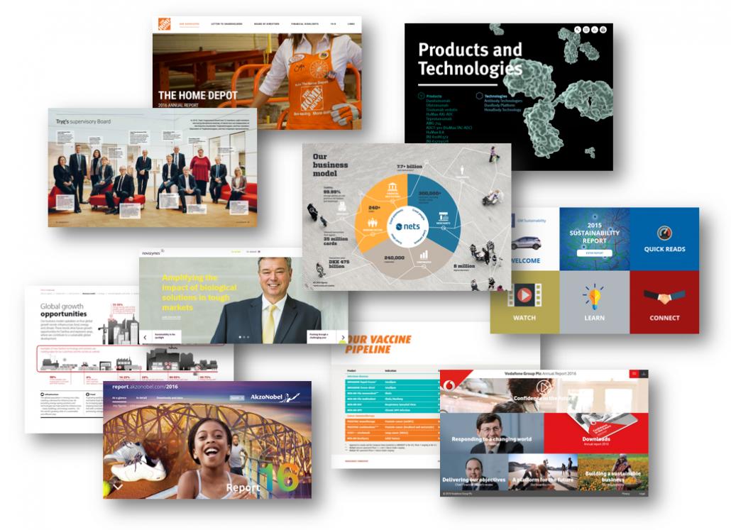 best practice annual report